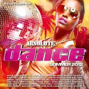 """Various - """"Absolute Dance Summer 2012"""" - 2012"""