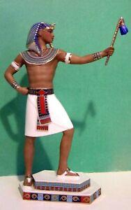 LENOX KING TUT figurine NEW in BOX w/COA Tutankhamun Egyptian Egypt Tutankhamen