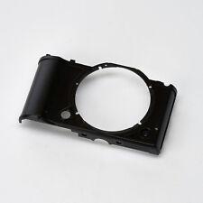 Nikon 1 J5 Front Body Cover (Black) - OEM - Repair part replacement