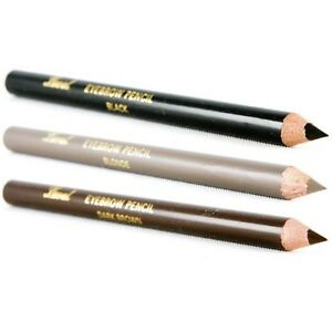 Laval Soft Eyebrow Pencils - Black, Brown or Blonde - Fast & Free P&P