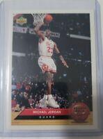 1992 Upper Deck Michael Jordan #P5 Basketball Card