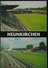 Stadionpostkarte Ellenfeld Stadion Neunkirchen / Saar # Nr. 05