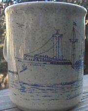 Victory Class SS ZUIDERKRUIS Cranston 1944-69 Dutch troop + cruise ship mug