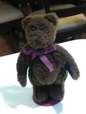 """Boyds Bears Henry 1000-05 Clinton's Cabinet Excl Brown Rare Hard To Find 8"""" Tag"""