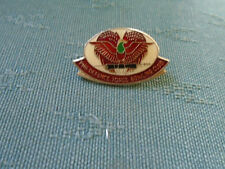 PAPUA & NEW GUINEA PNG DEFENCE FORCE BOWLS CLUB - MILITARY BOWLS PIN BADGE