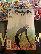 Batman #43 (DC,2015) 1st Mr.Bloom~Greg Capullo cover