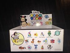 SUPER RARE DISNEY TSUM STACKER VINYL Series 2 Mystery Pack Display Empty Box New
