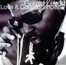 Gerald Levert - Love & Consequences [New CD]