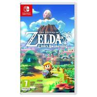 Legend of Zelda Link's Awakening (Nintendo Switch, 2019) Brand New - Region Free