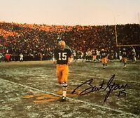Bart Starr Autographed Signed 8x10 Photo ( HOF Packers ) REPRINT ,