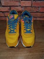 "Nike Air Max 90 Men's Size10-UK/11-US/45-EU  ""University Gold"" 537384 700"