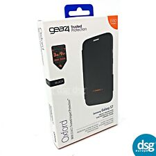 Gear4 Oxford for Samsung Galaxy S7 Case With D30 Cover Protection - Black