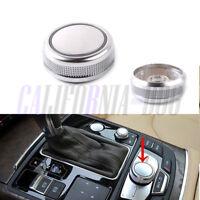New MMI Control Knob Rotary for Menu Navi Cover  Fit Audi A6 C7 A7 A6 Allroad