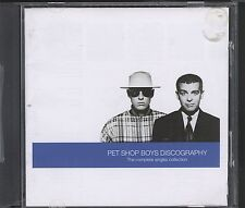 Pet Shop Boys - Discography - Complete Singles Collection CD