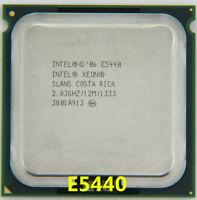 Intel Xeon E5440 CPU Quad-Core 2.83GBz 12MB 1333Mhz SLANS LGA771 Processor