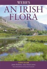 Webb's An Irish Flora New Hardcover Book John Parnell