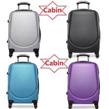 Hard Shell Cabin Size 20'' Suitcase Hand Luggage Spinner Lightweight