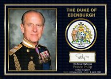 The Duke of Edinburgh - Prince Philip - Commemorative