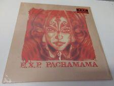 E.X.P - Pachamama Ltd.Red Vinyl NEU OVP