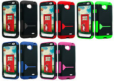 Infuse Hybrid Cover Case LG Optimus Exceed 2 / Realm / Pulse / Ultimate 2 / L70
