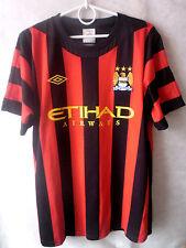 2011-12 Manchester City Away Shirt Jersey 46'' XL