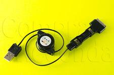 CABLE DATOS 3 EN 1 USB RECTRACTIL IPAD IPHONE SAMSUNG HTC LG NOKIA BLACKBERRY 4