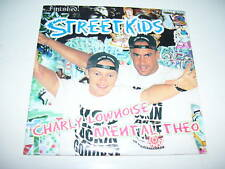charly lownoise mental theo - streetkids ( cd single )