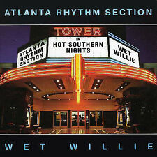 Hot Southern Nights by Atlanta Rhythm Section/Wet Willie (CD, Oct-2007,...