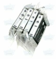 4 Genuine Epson 87 Gloss Optimizer T0870 T087 T087020 for Stylus Photo R1900