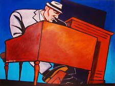GENE LUDWIG PRINT poster jazz love notes of cole porter cd hammond B-3  b3 organ