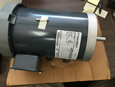 General Purpose Motor, Marathon Motors, 5K48WN6397, 3 Phase, 1 HP, 1140 rpm, NEW