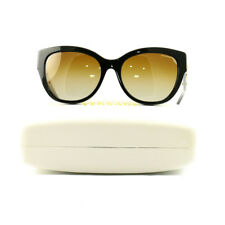 676c4f5151a2 Versace Sunglasses VE4314 GB1 Black Polarized Brown Gradient Lens