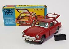 Corgi Toys No. 327, MGB GT, Superb V V Near Mint Condition