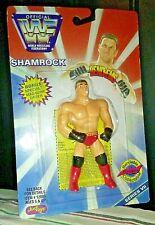 WWE WWF wrestling action figure Bendems Series 7 Ken Shamrock