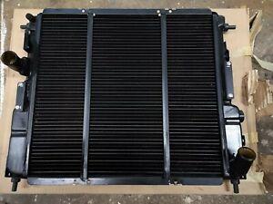 RENAULT CLIO 1.8 16v WILLIAMS RADIATOR UNIT GENUINE NEW RENAULT 7701412013