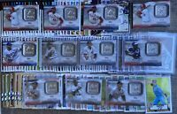 HUGE 2021 Topps Series 1 Insert + Rookie Card Lot Alec Bohm Gold 1952 Chrome