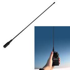 144/430MHz RH-771 Dual Band Handheld SMA-Male VHF UHF Radio Interphone Antenna