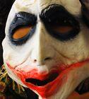 Joker On Batman Vintage With Tags Halloween Mask Scary!