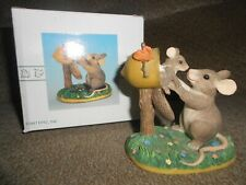 Charming Tails-New Arrival Figurine-Original Box-Adorable!