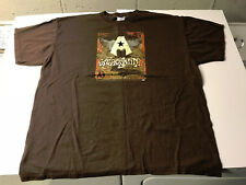 Aerosmith Vintage Concert T-Shirt-Good Condition-XL