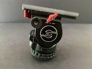 Sachtler FSB6 Fluid Head needs handles, mount plate, and tie down 8831