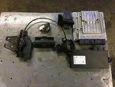Bmw e90 e91 318i N34 automatic ecu and lock kit 2008-2013 7595179 914719601