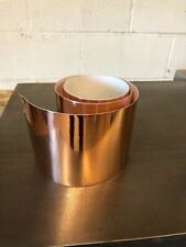 Copper foil with conductive adhesive 100mm x 1m