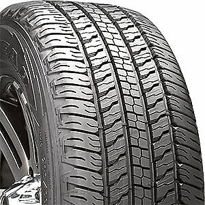 1 AGED 235/65-17 GOODYEAR WRANGLER FORTITUDE HT 104T Tire 43696-1193