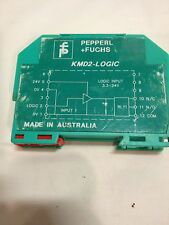 PEPPERL+FUCHS	KMD2-LOGIC	Logic relay