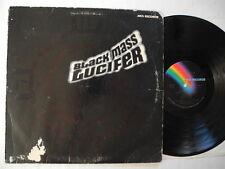 LUCIFER Black Mass LP 1971 US  electronic prog psych  satanic moog