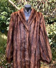 Vintage Mink Coat 3/4 Length Fully Lined