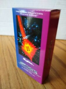 Star Trek VI The Undiscovered Country - Complete 72 Card boxed Set - Mint