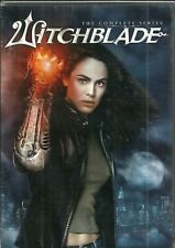 Witchblade - The Complete Series. 7 Disc Boxed Set. Brand New In Shrink!
