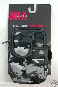 MTA Fitness Sport Running Arm Band Pouch